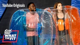 Download Song How Many Balls Can Kevin Hart and Anna Kendrick Absorb? Free StafaMp3