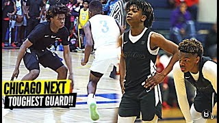 Chicago's NEXT TOUGHEST GUARD!! Khoi Thurmon North Coast Blue Chips Summer Highlights!