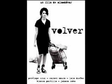 ALMODOVAR - VOLVER - ALTERNATIVE POSTER DESIGNS