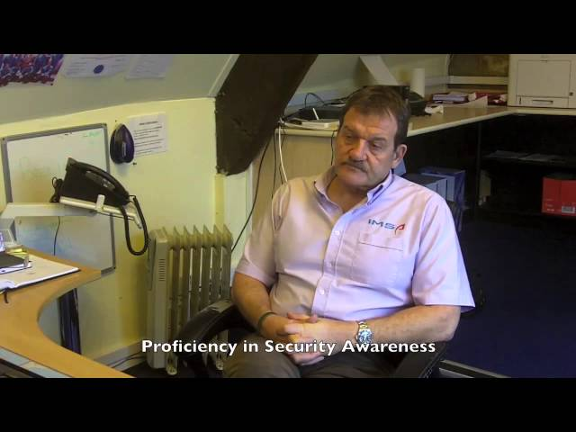 Proficiency in Security Awareness - New STCW Security Training
