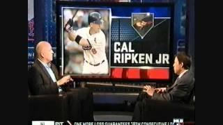 Cal Ripken Jr. - Hall of Fame Career & Streak