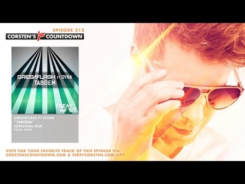 Corsten's Countdown #312 - Official Podcast