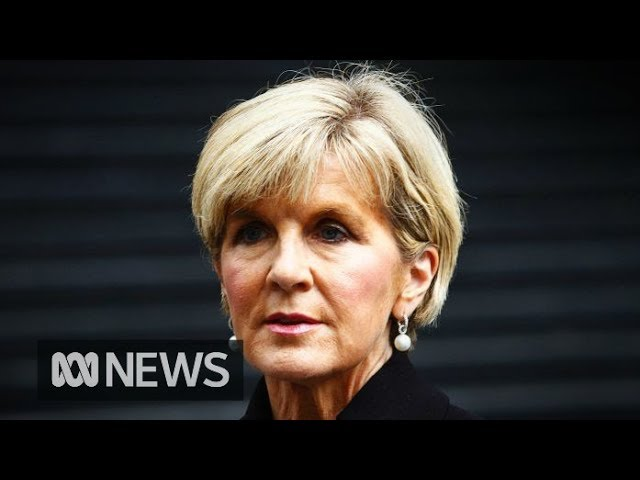 (Breaking) Bishop resigns as minister for foreign affairs, remains MP