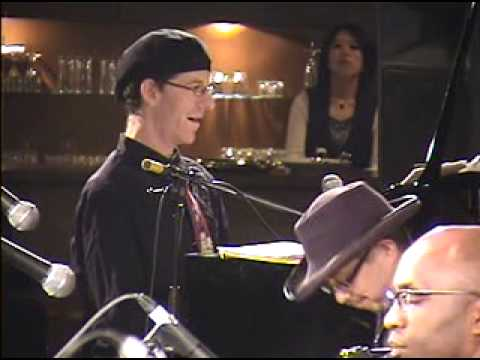 2008.11.7 B Flat (Akasaka) THE TOKYO BIG BAND (Jonathan Katz, director, piano) takes a stab at a classic Thad Jones arrangement. Personnel: Steve Sacks (ss),...