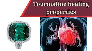 Healing  with Tourmaline || Amazing benefits of Tourmaline || By   #GemStoneDeal