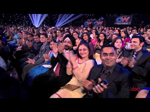 Prabhu Deva and Ayushmann Khurrana shake a leg at the People's Choice Awards 2012 [HD]