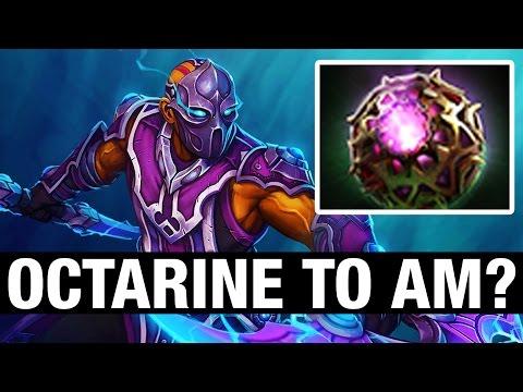 OCTARINE TO AM??? - FoREv Plays Anti-Mage - Dota 2