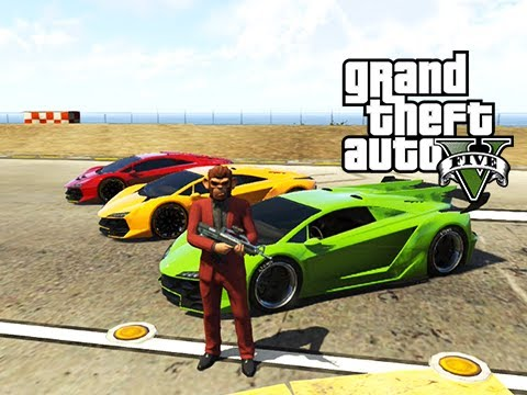 GTA 5 Online High Life DLC Fully Customized Pegassi Zentorno, New Vehicles and the Bullpup Rifle