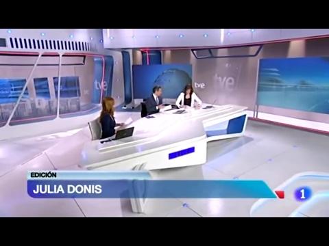 TVE 2013 - Telediario Fin de Semana