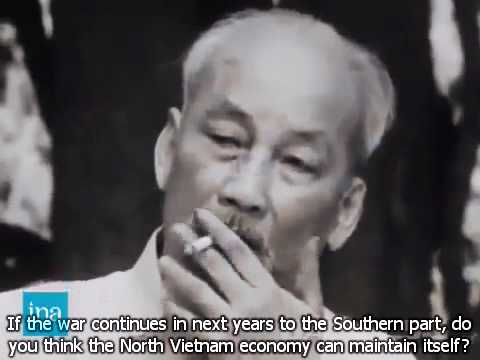 [iMarx] Full translated - English subtitle-Interview President Ho Chi Minh - 1964