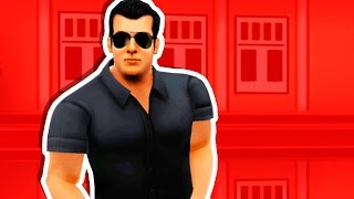 Being SalMan: The Official Game [Android Gameplay HD Video]