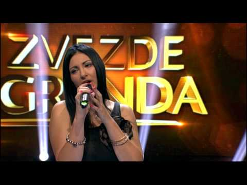 Silvana Gusani - Ja cu prva - (live) - ZG 2014/15 - 10.01.2015. EM 17.
