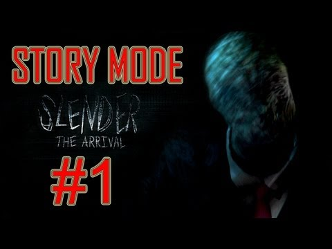 Slender: The Arrival walkthrough - part 1 story mode let's play gameplay FULL GAME 18+ SCARY Slender