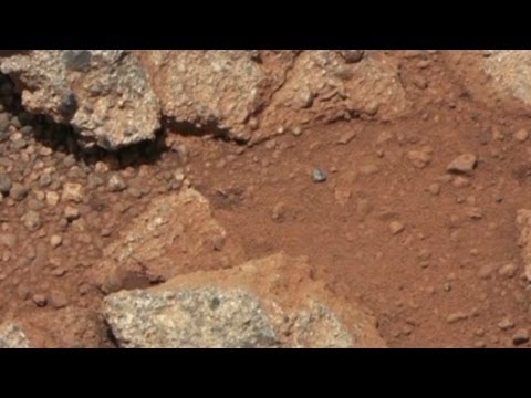 Mars Rover finds evidence of water on Mars