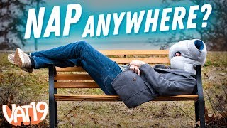 Testing 3 Weird Napping Devices in Public