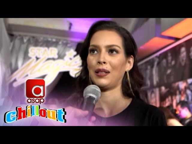 ASAP Chillout: Desiree gives advice to aspiring Star Magic artists