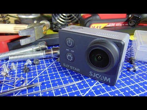 Экшн камера SJCAM SJ7 STAR / годнота с Gearbest
