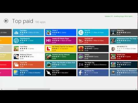 Windows 8 Store Hack Free Paid Apps - No Survey (Working March 2012)