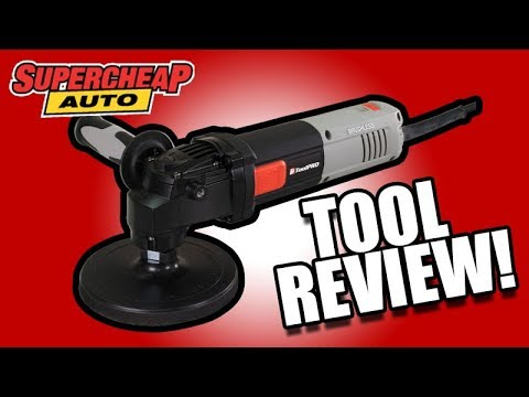 ToolPRO Brushless Polisher REVIEW