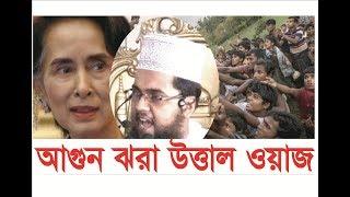Download আগুন ঝরা উত্তাল ওয়াজ bangla waz 2017 delwar hossain hojaifi 3Gp Mp4