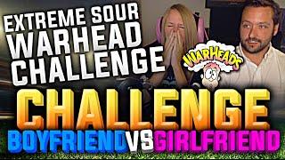 BF vs GF EXTREME SOUR WARHEAD CHALLENGE   FIFA 15