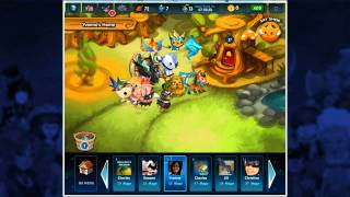 Monster Galaxy   Facebook Pokemon RPG Trailer