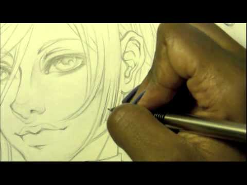 Black Butler Drawings How to Draw Manga Black