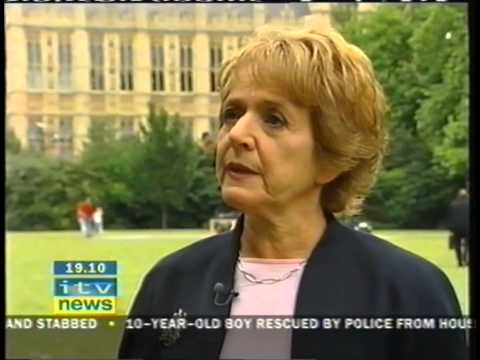 ITV News on Margaret Hodge (Islington Children's Homes)