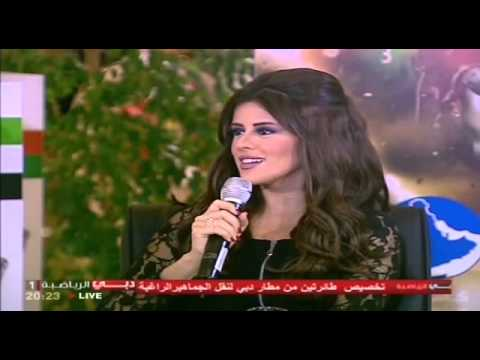 Bader & Noor on Dubai Sport Channel 07-01-2013