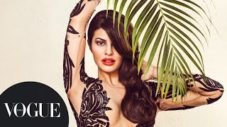 Jacqueline Fernandez - A Star Is Born | Photoshoot Behind-the-Scenes | VOGUE India