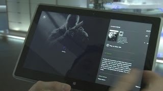 Vizio Debuts Windows 8 Tablet - CES 2013
