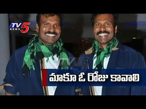 Fight Masters Ram Lakshman Special Interview | WANT ONE DAY FOR TELUGU FILM INDUSTRY | TV5 News