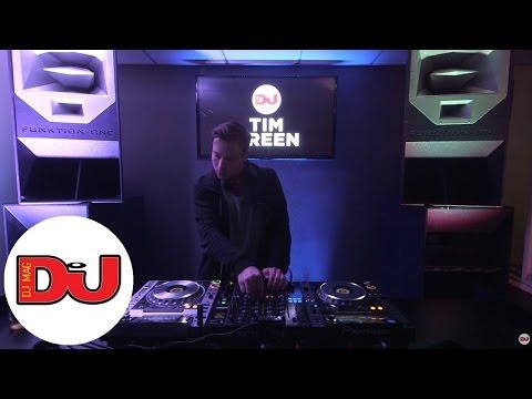 Tim Green LIVE from DJ Mag HQ