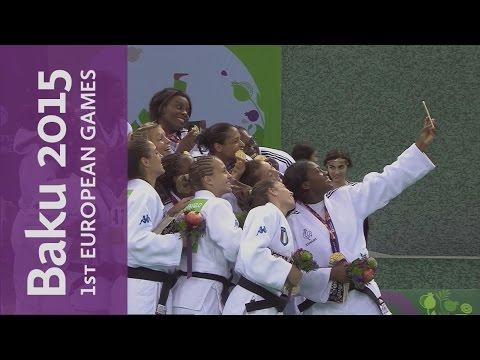 DAY 16 LIVE Judo | Baku 2015 European Games