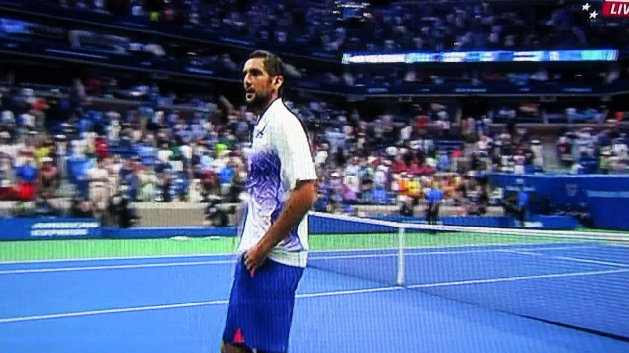 Cilic y Tsonga - US Open '15 - ytimg.com