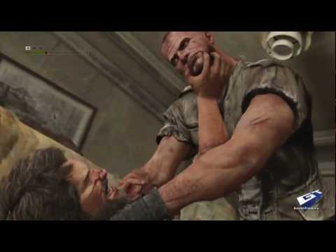 The Last of Us - E3 2012: Debut Gameplay HD