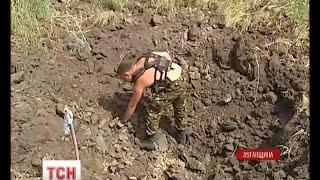 Золоте сьогодні обстрілювали із забороненої зброї - (видео)