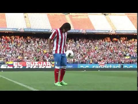 Falcao, el gran goleador de la Europa League