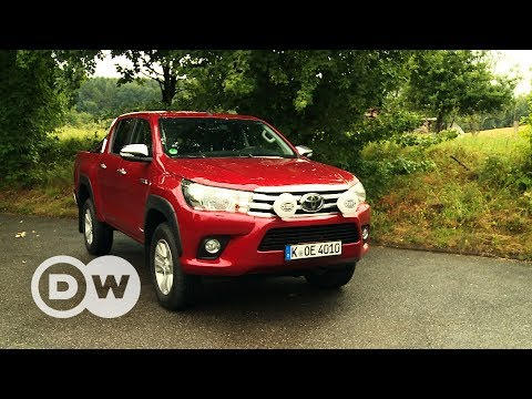 Robust: Toyota Hilux   DW English
