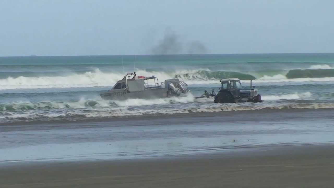 Best Boat Trailer For Beach Launching