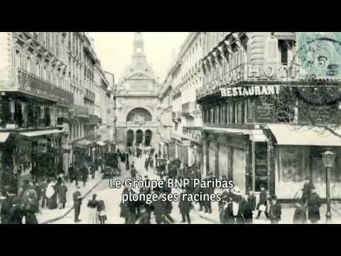 L'histoire de BNP Paribas