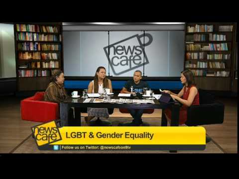 News Cafe Episode 107: LGBT & Gender Equality