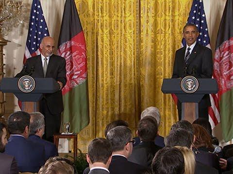 Obama: US to Slow Afghanistan Troop Withdrawal