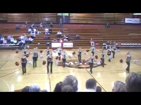 Heads Will Roll- Marquette Senior High School dance team