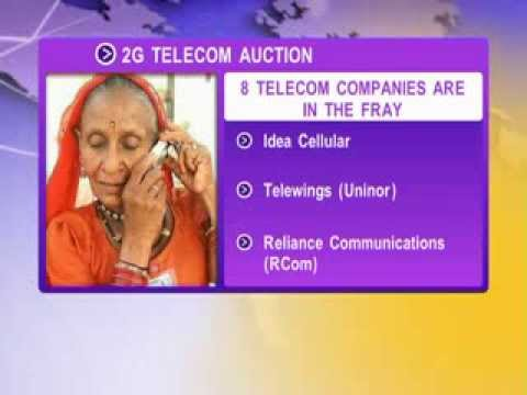 Telcos gearing up for spectrum auctions next week