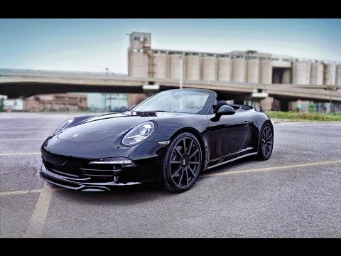 2014 Porsche 911 Carrera 4s Extreme Sound Youtube