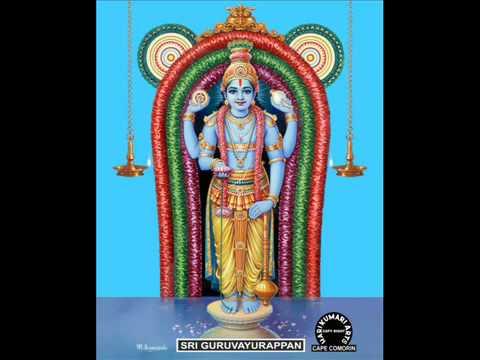 K.j.jesudhoss-traditional Guruvayurappan Song-hare Krishna Guruvayurappa video