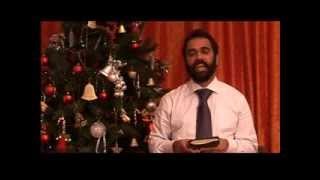 Emmanuel - Christmas Message 2013- Jesus Emmanuel God with us - Malayalam Language - Rev Saji N Joy