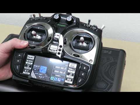 UNBOXING the Graupner MZ-24 Pro 12 Channel transmitter