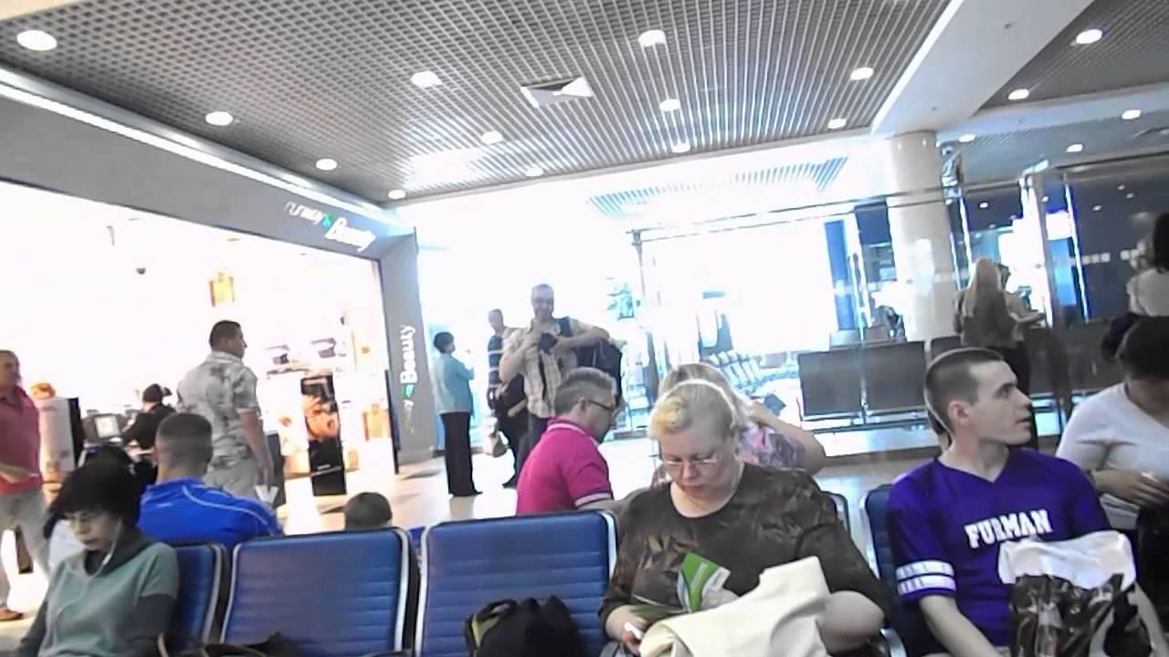 30Первый раз в аэропорту домодедово что делать видео